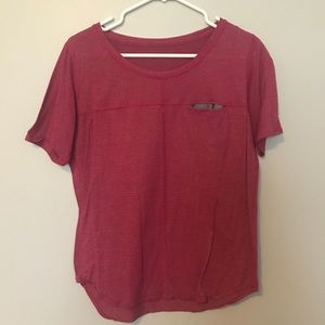 Lululemon Berry T-Shirt
